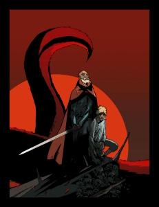 pythons 1 cover